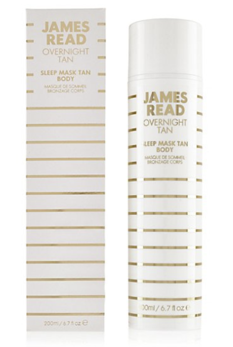 James Read Overnight Mask Body