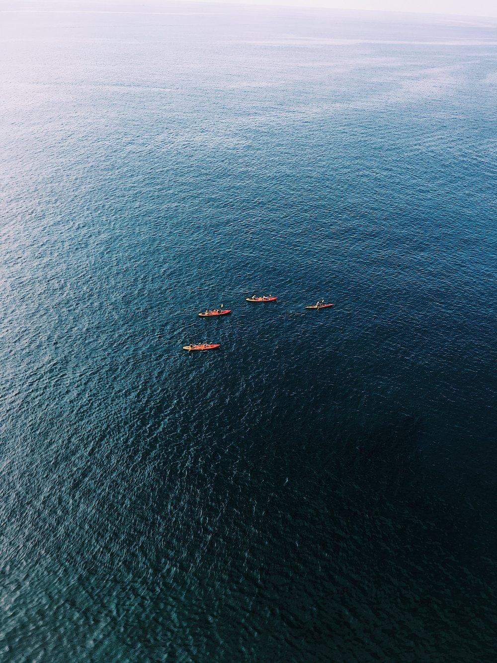 AMOUR OPHELIA ISLAND HOPPING