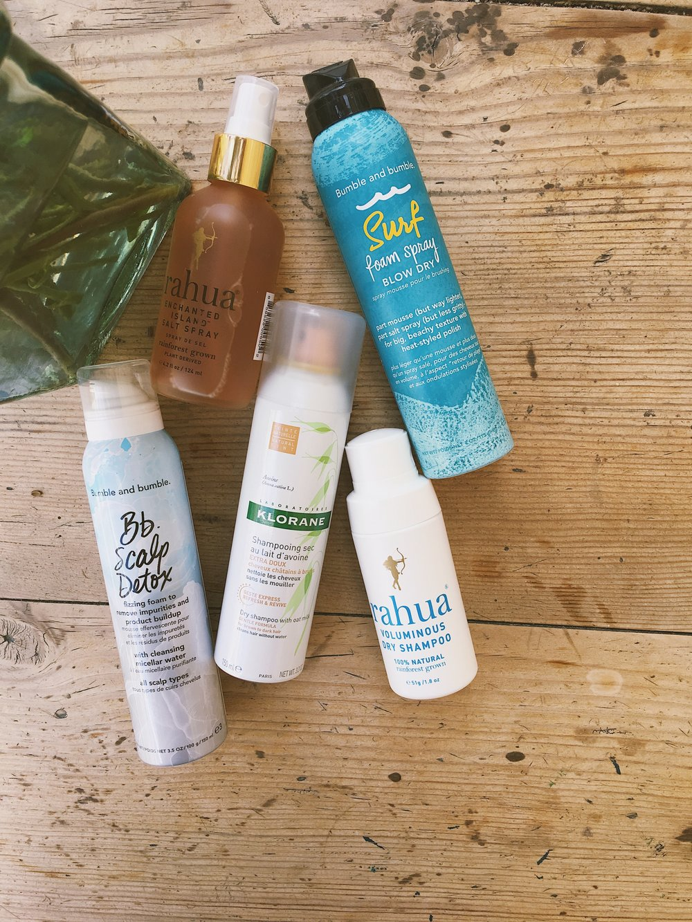 - Whether you've got fine, long, short, oily, dry or coloured hair, I've picked out the best and my favourite texturising, root boosting, detoxing and wave enhancing products that will keep your hair looking beachy, conditioned and most importantly enviable all year round. After all, the Olsen twins and Lucy Williams inspired tousled hair isn't just for Summer.