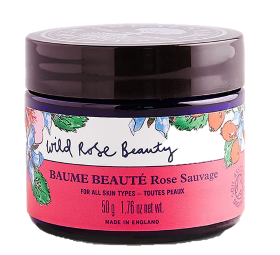 Neals Yard Wild Rose Beauty Balm Review