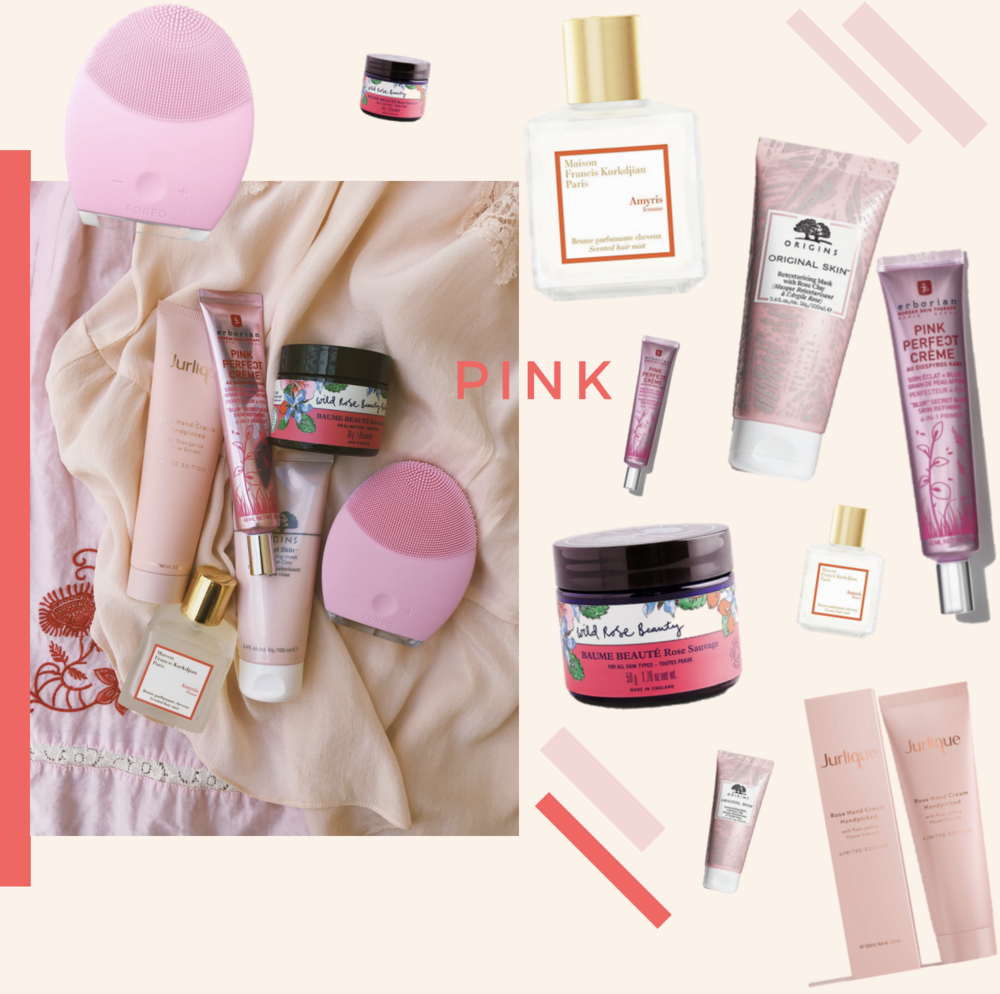An Ode To Pink Packaging - Amour Ophelia