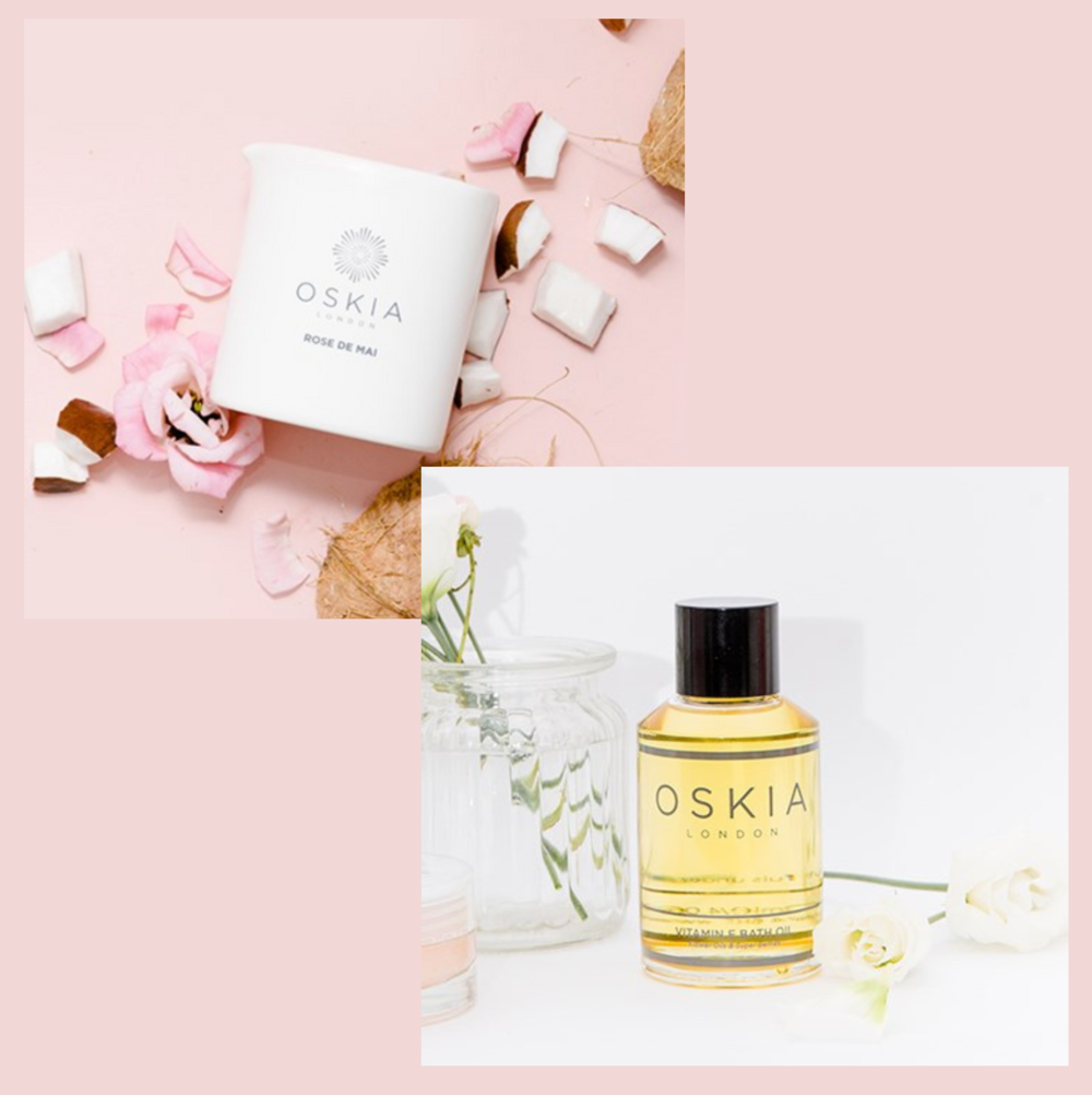 Luxurious bath products - Amour Ophelia
