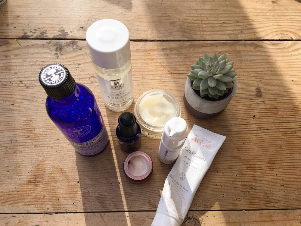 Amour Ophelia Favourite skincare products