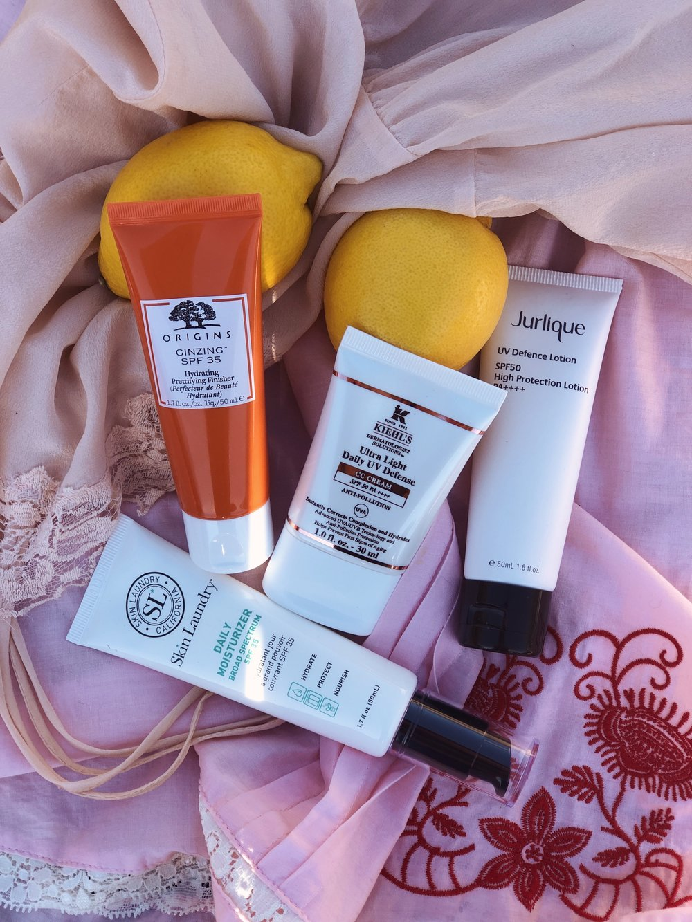 The best face SPFS - Amour Ophelia
