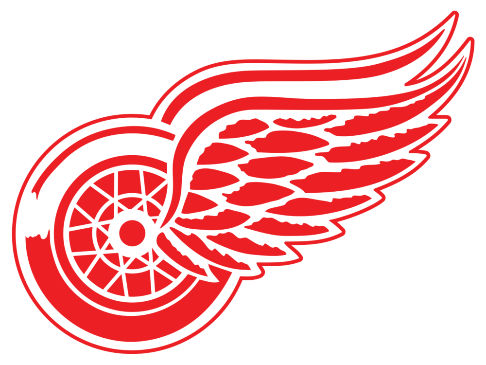 Logo des Red Wings de Détroit