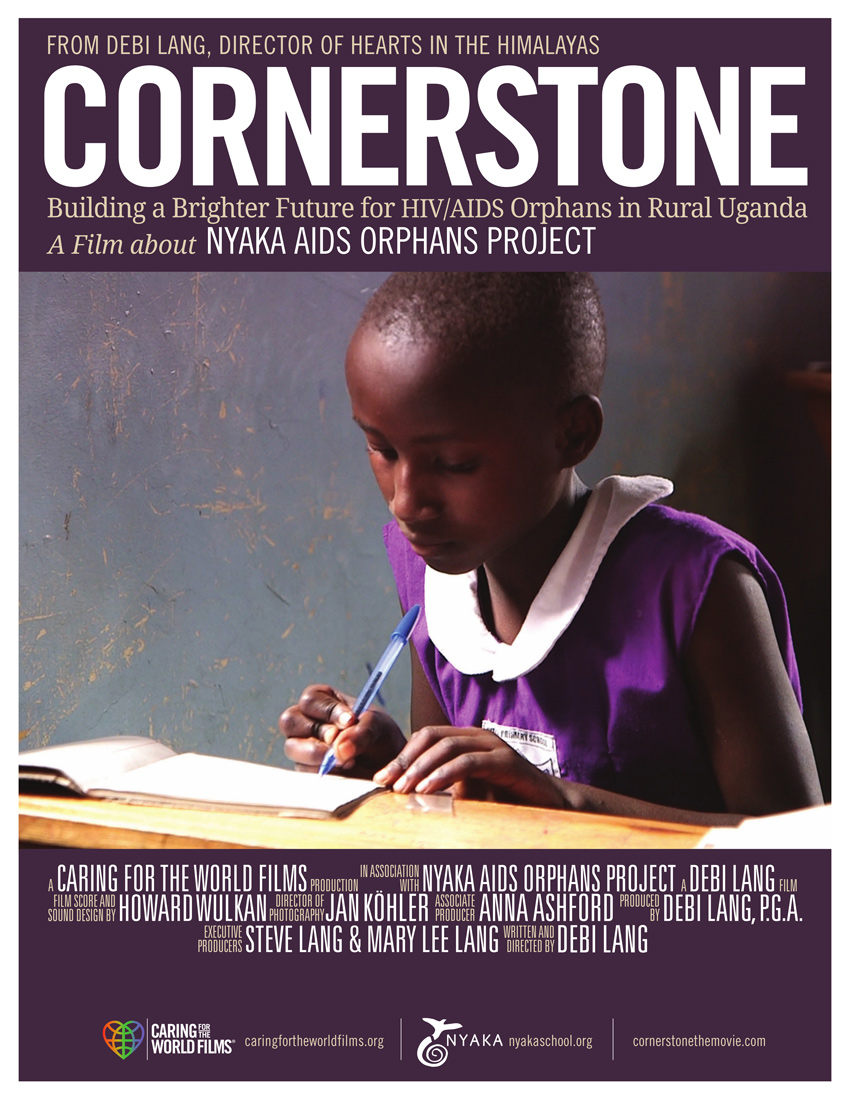 Join Utopia Foundation at the free screening of Cornerstone, 7:00 pm on Sunday, April 23, 2017, at Traverse City's historic State Theatre on Front Street.