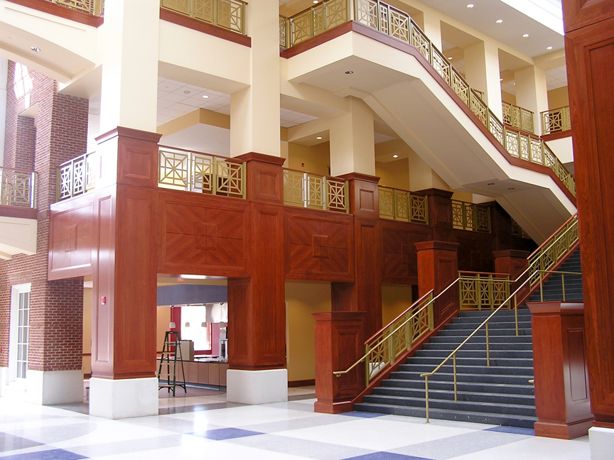 Christopher Newport University Student Center