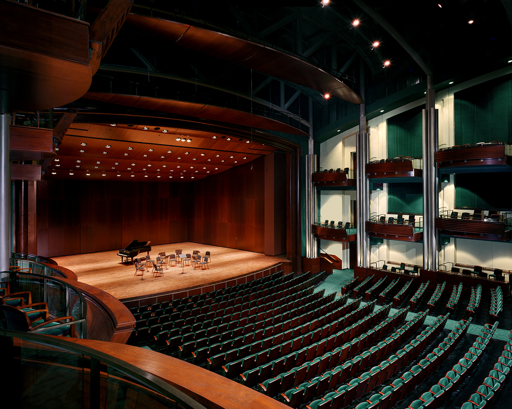 Ferguson Performing Arts Center at CNU