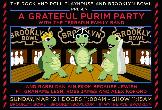 Grateful Purim