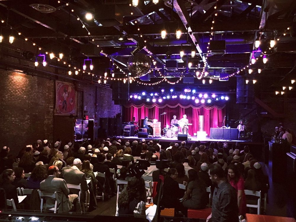 Brooklyn Bowl pic from twitter.JPG