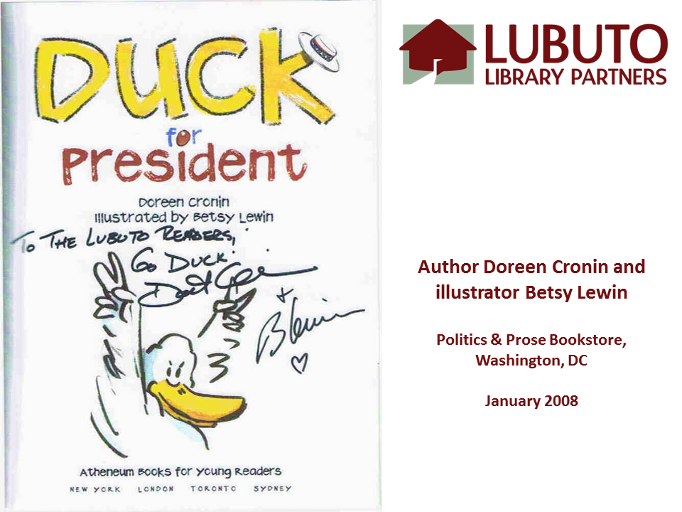duck-for-president