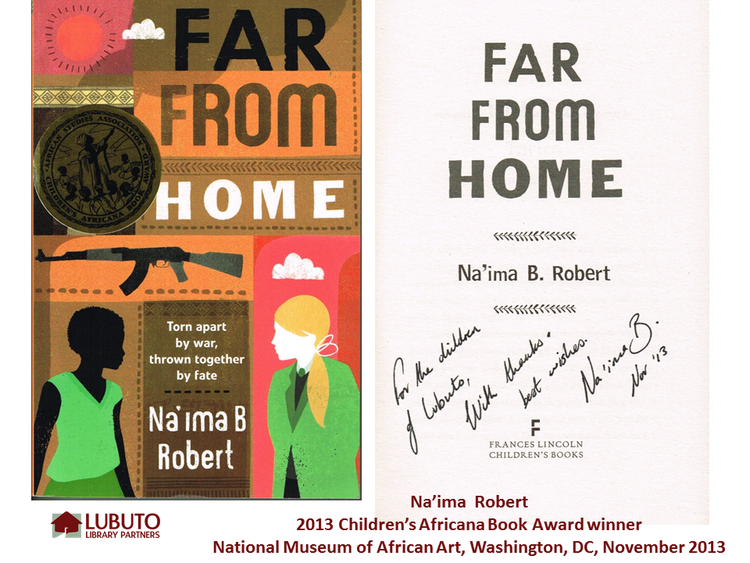 Far From Hom e by Na'ima B. Robert