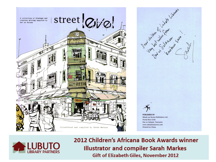Street Level  by Sarah Markles
