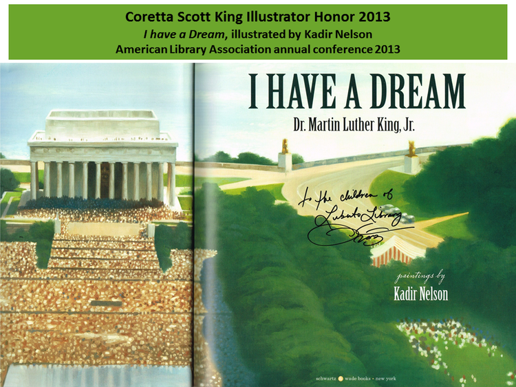 I Have a Dream  by Illustrated by Kadir Nelson