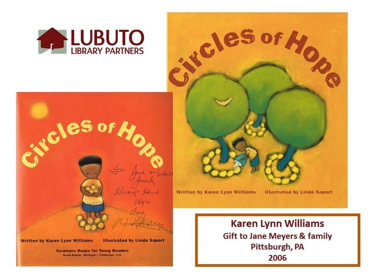 Circles of Hope  by Karen Lynn Williams