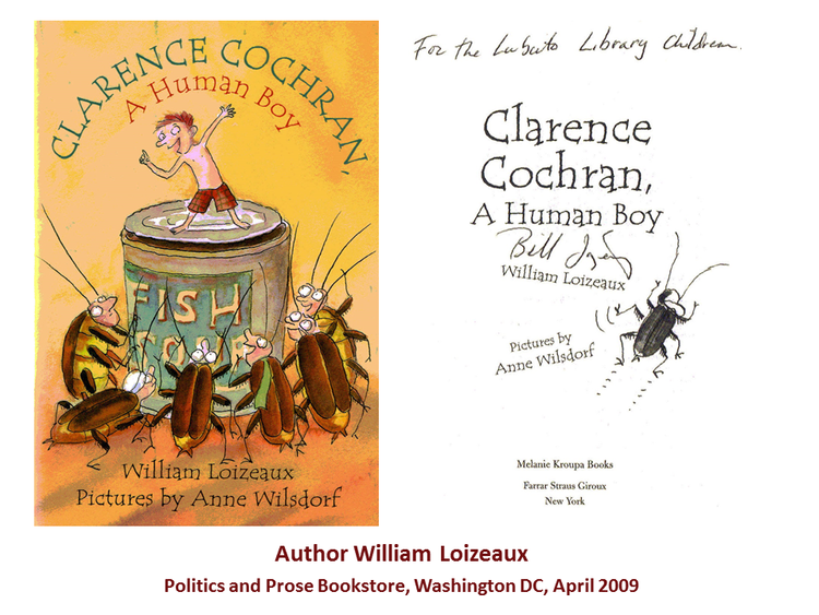 Clarence Cochran, A Human Boy  by William Loizeaux