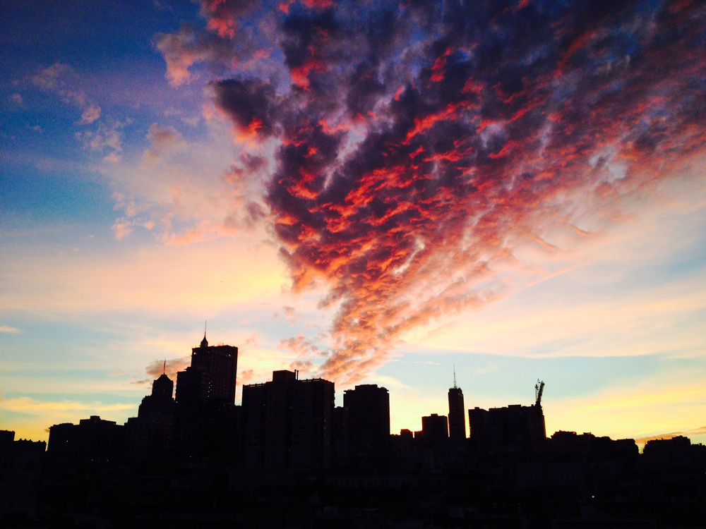 Places - Sunset Sky San Francisco.JPG