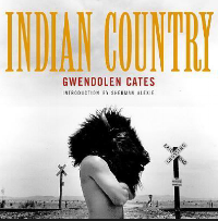 This image is from Gwendolen Cates 'Indian Country' a spectacular look at contemporary Native Americans.    purchase book here
