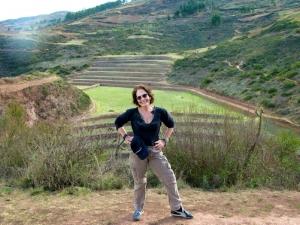 Janet Forman in PERU