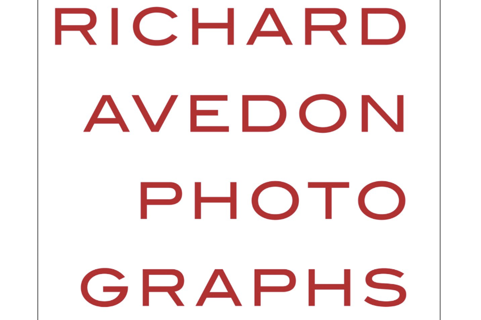 RICHARD AVEDON PHOTOGRAPHS -