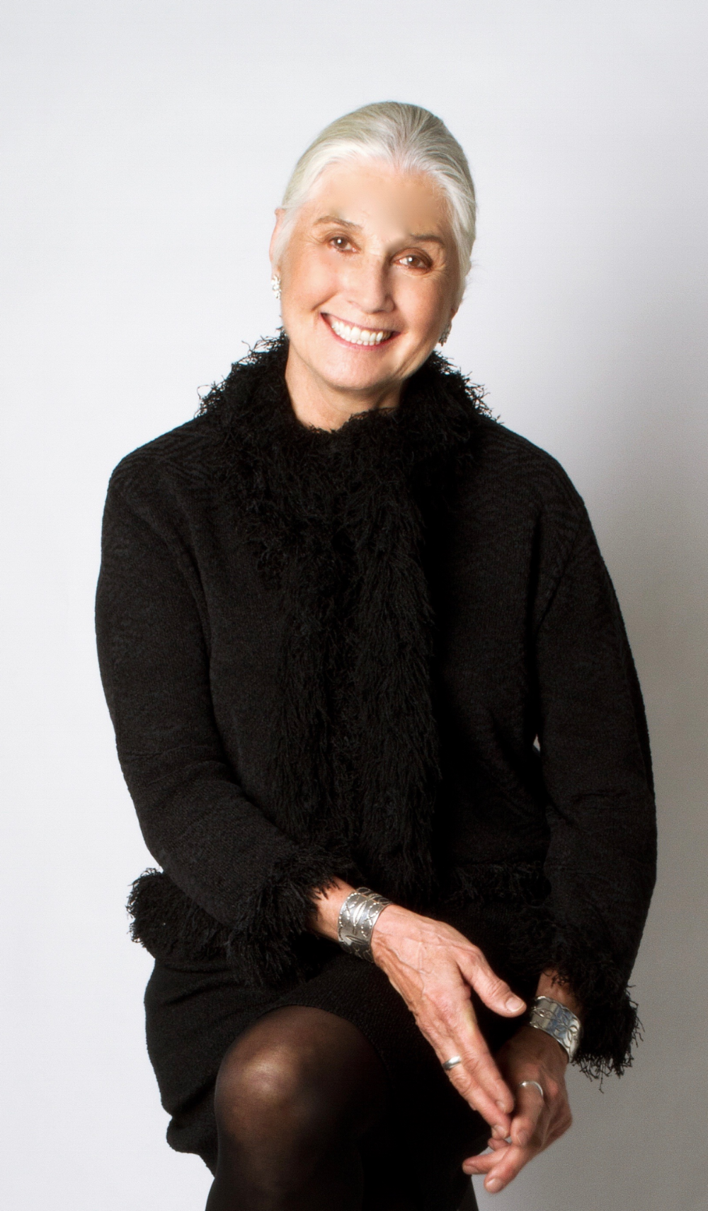 CEO, FROUNDER                     GAIL BRUCE