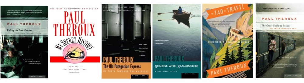 To Buy Paul Theroux's Books:   Click Here