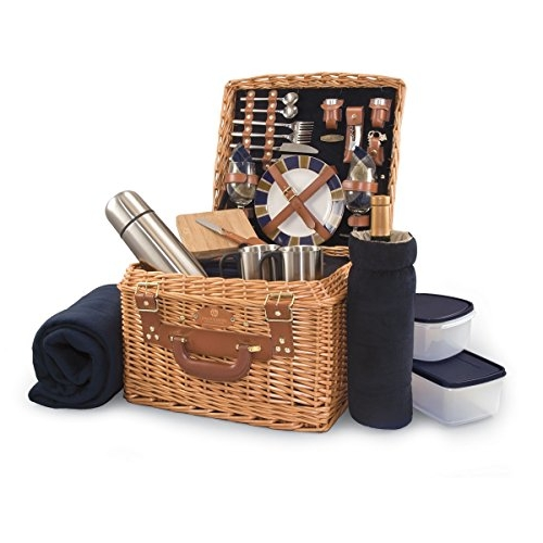 To shop picnic baskets and coolers, click   here  !