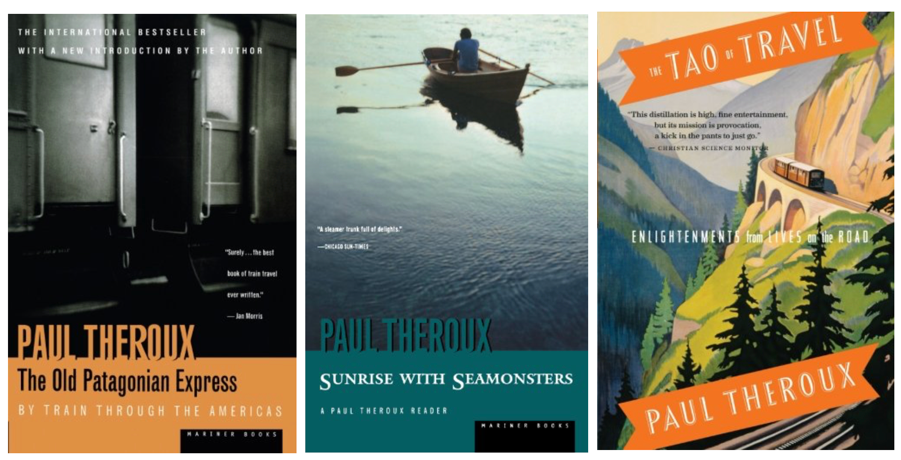 PAUL THEROUX BOOKS -
