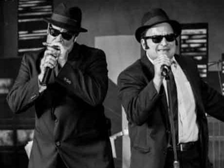 Dan Aykroyd and John Belushi - Blues Brothers