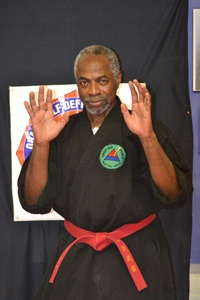 Soke Grandmaster Bob Martin , Founder and Chief Instructor of  Unified Force Martial Arts