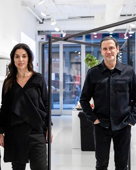 Raquel and Robert Davidowicz  -  Abest, The Brazilian Association of Fashion Designers