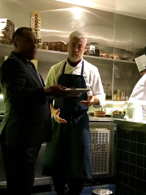 Michelin D.O.M. 2-Star Chef, Alex Atala
