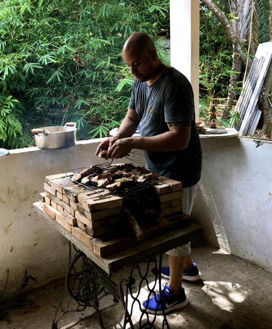 Chef Fabrício Lemos