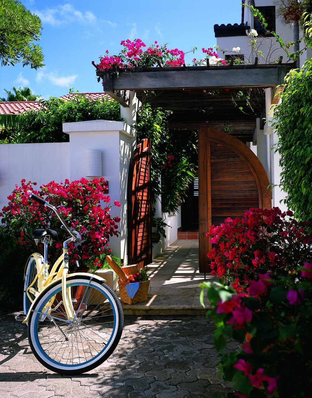 01 - Bicycle at Villa Entry.jpg