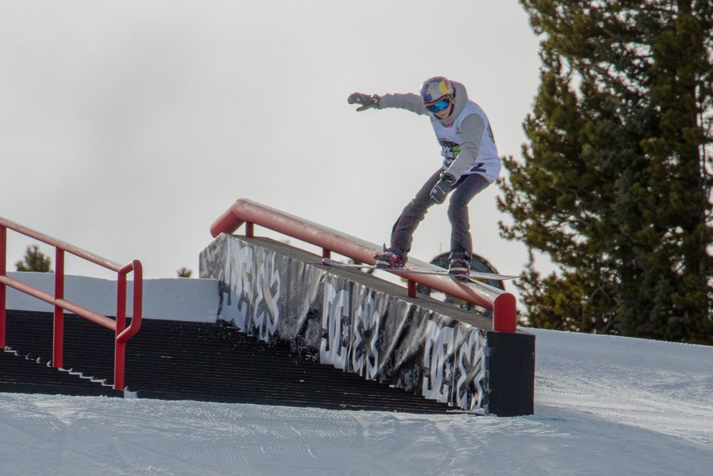 Credit Dew Tour