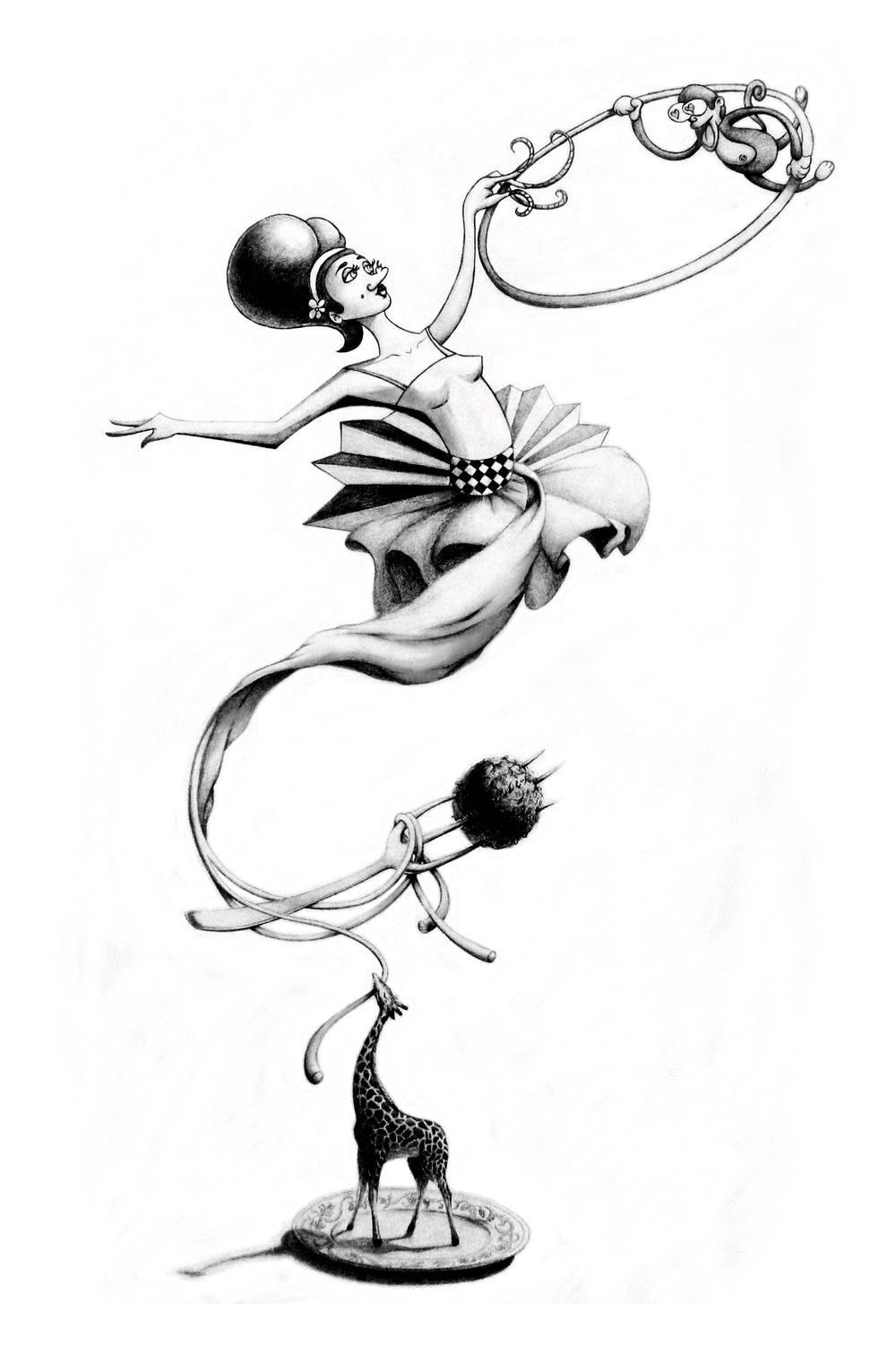 Spaghetti Dancer