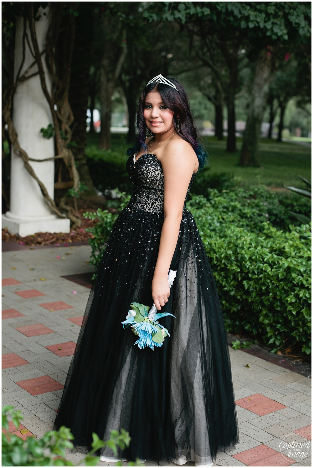 Big Brothers Big Sisters Tampa Quincenera Session_0176