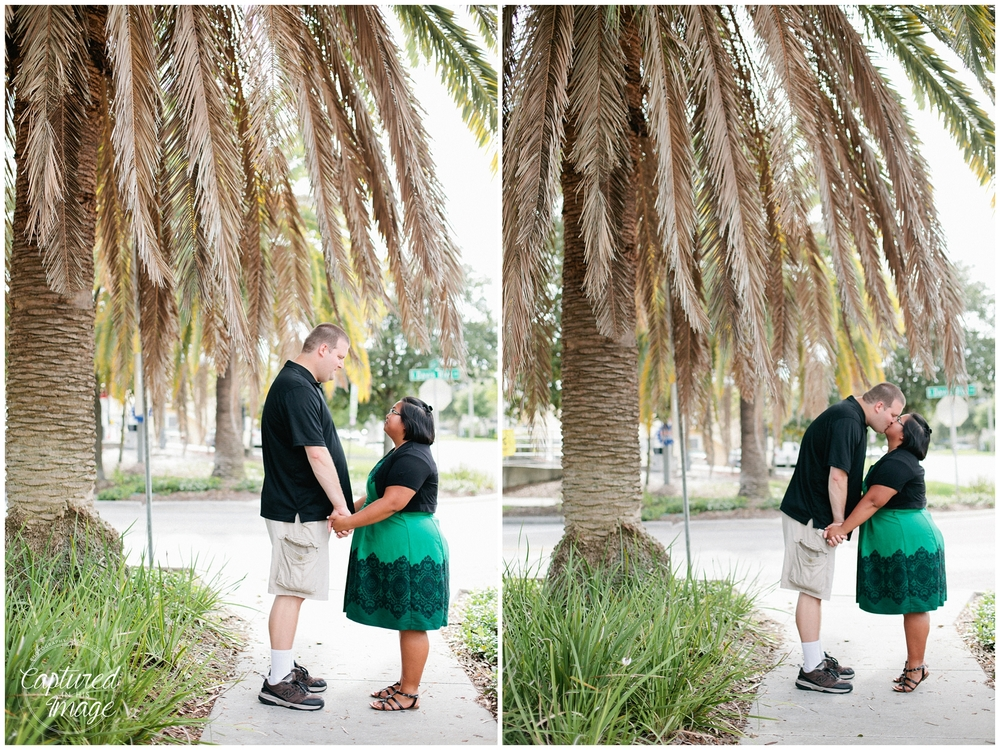 Davis Island Surprise Engagement Session_0009
