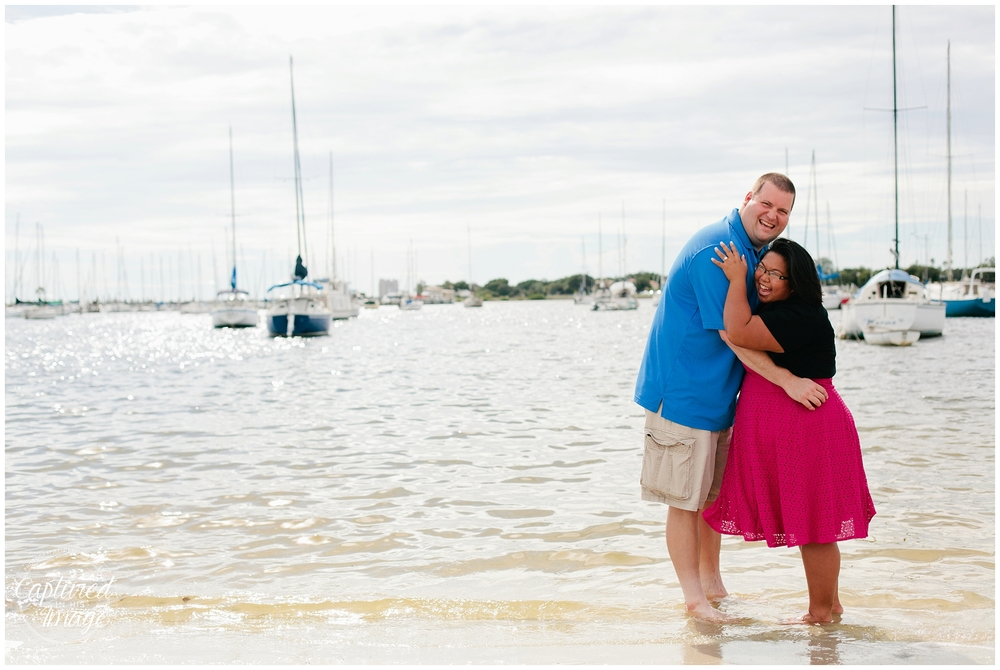 Davis Island Surprise Engagement Session_0022