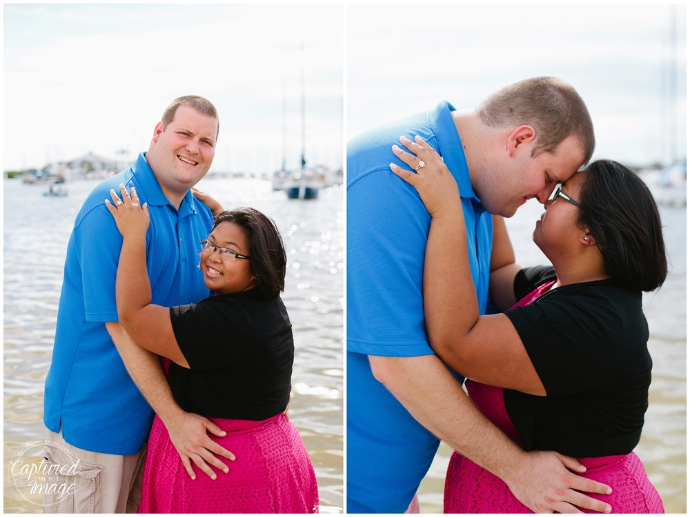 Davis Island Surprise Engagement Session_0023