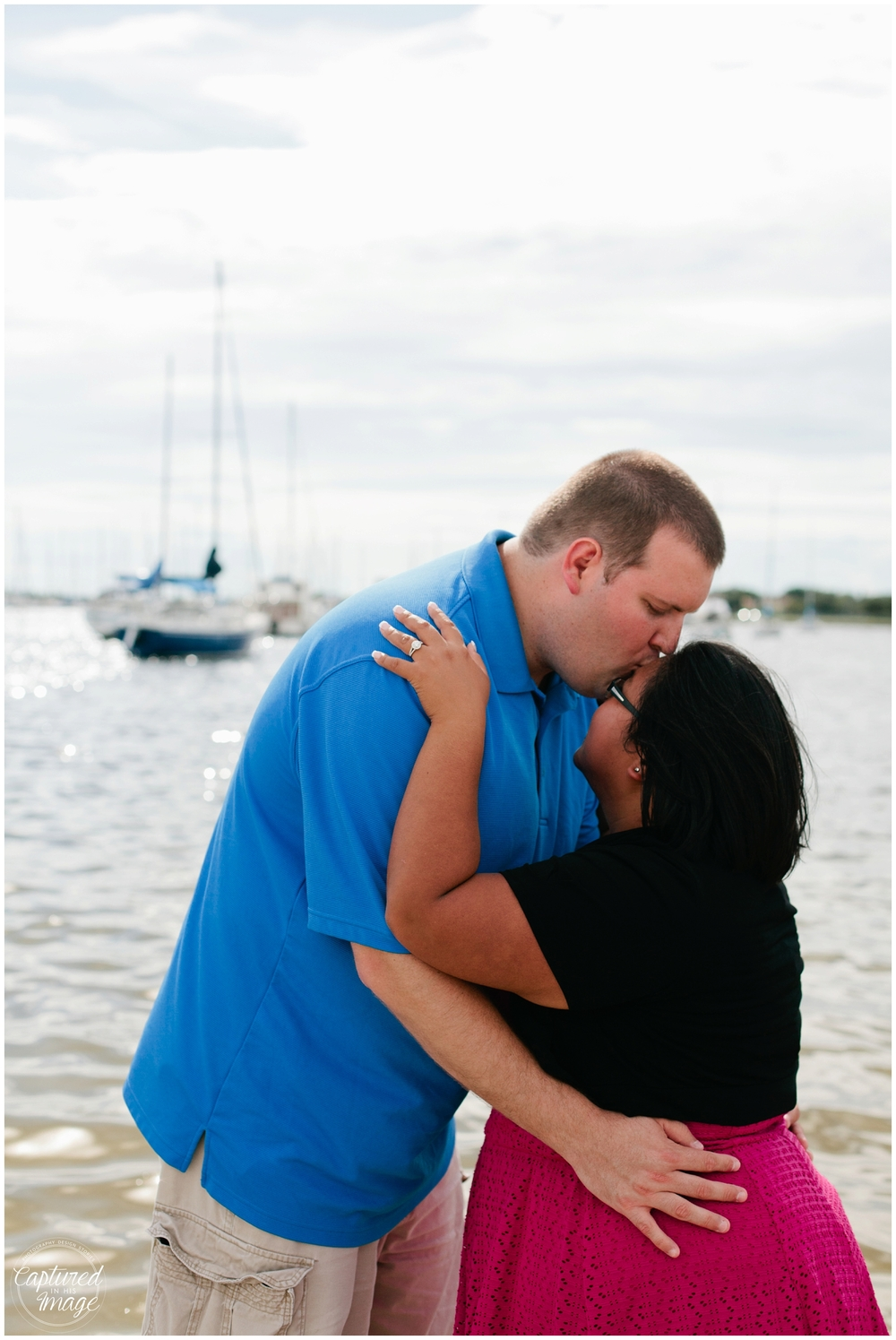 Davis Island Surprise Engagement Session_0025