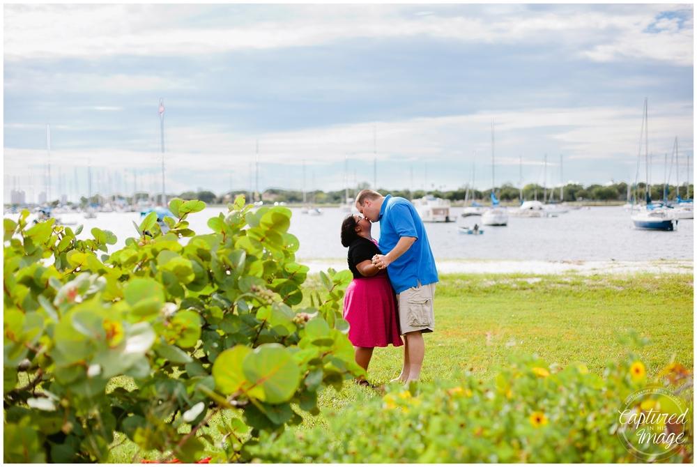 Davis Island Surprise Engagement Session_0035