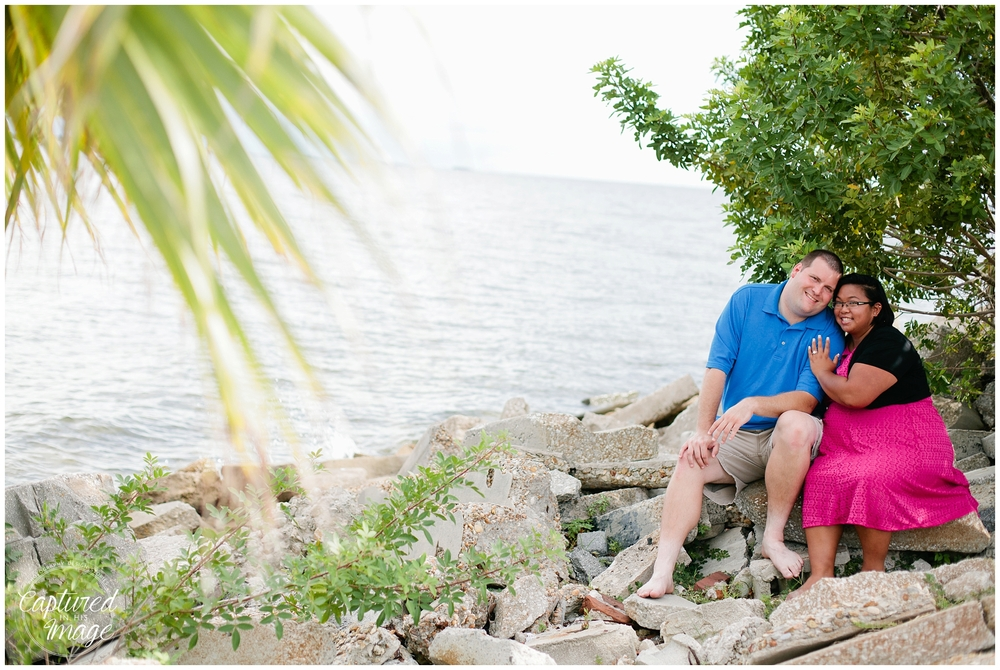 Davis Island Surprise Engagement Session_0039