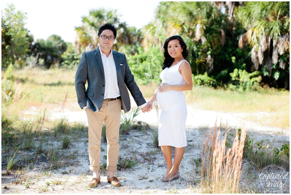 Fort DeSoto Rent the Runway Maternity Session_0426