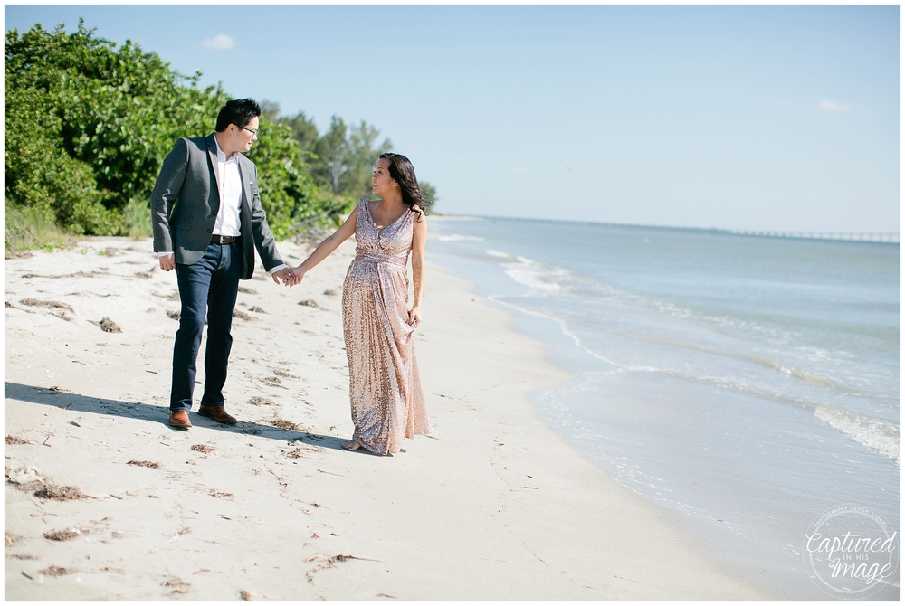 Fort DeSoto Rent the Runway Maternity Session_0444