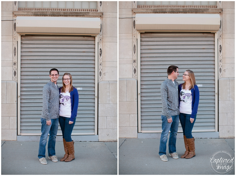 K-State Couple Downtown Kansas City Lifestyle Session_0663
