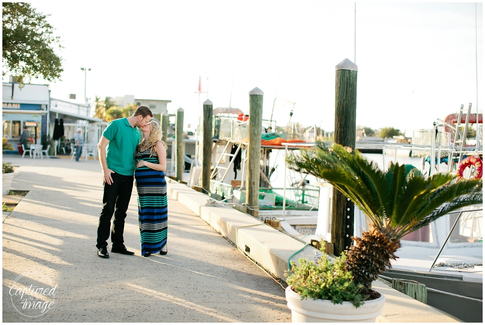 Tarpon Springs Sponge Docks Maternity Session_0705