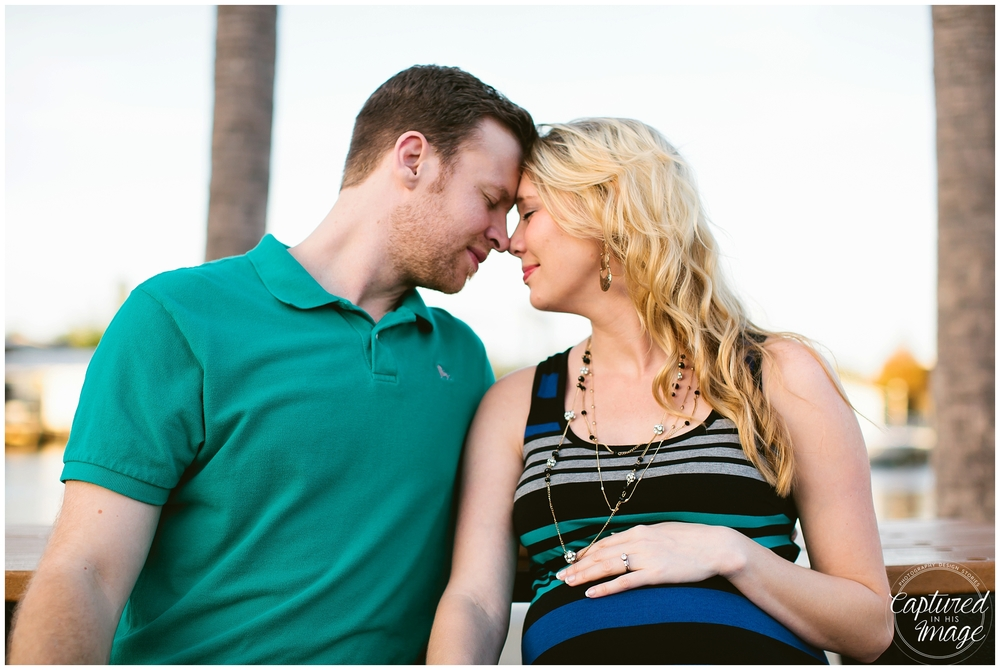 Tarpon Springs Sponge Docks Maternity Session_0709