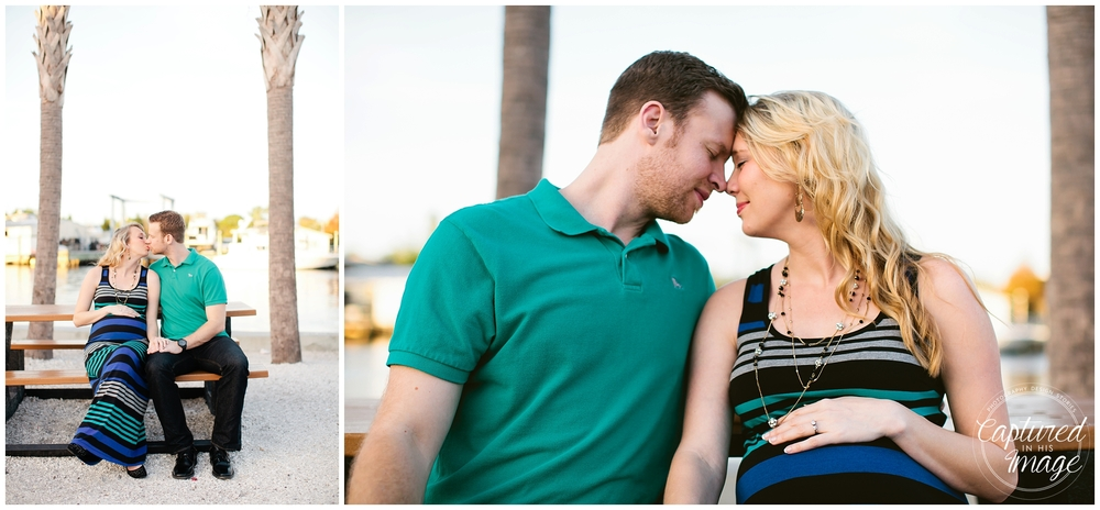 Tarpon Springs Sponge Docks Maternity Session_0710