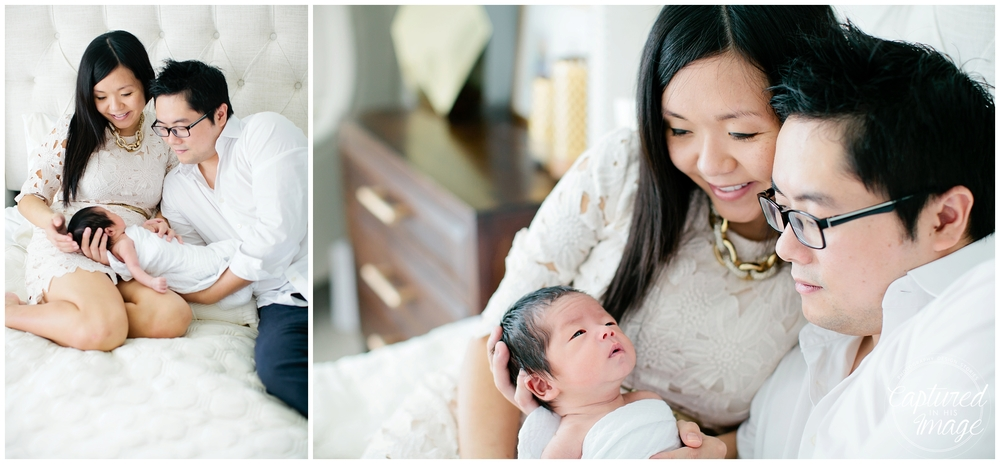 Tampa Bay Lifestyle White and Gold Newborn Portraits_0773